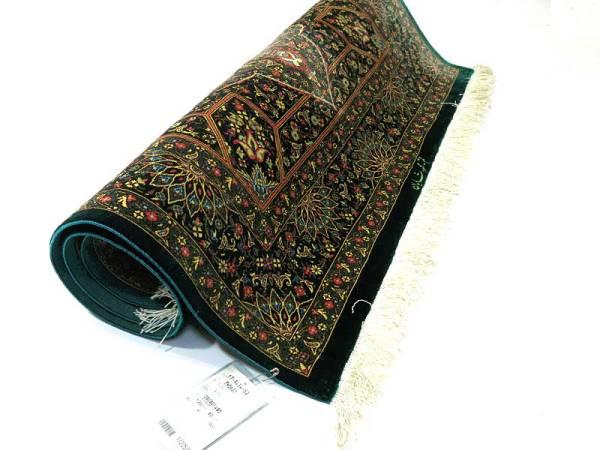 ペルシャ シルク100 絨毯