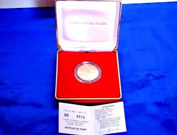 アルベールビル オリンピック 500フラン 金貨