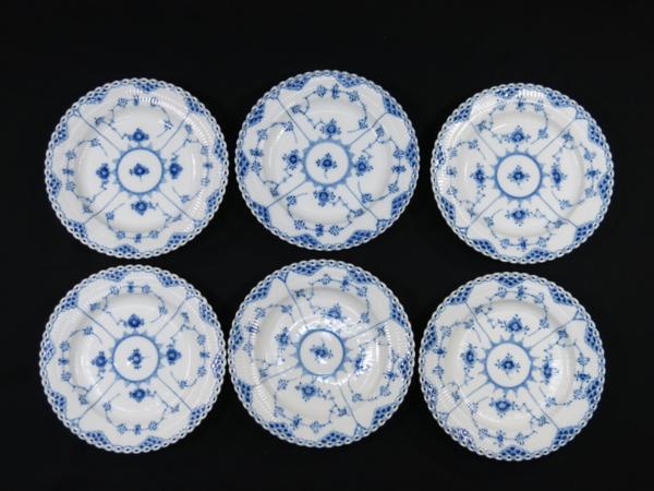 コペンハーゲンBFフルレース ディナー皿