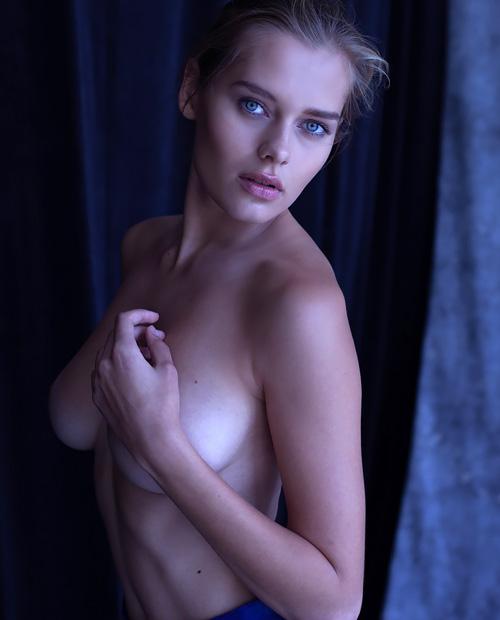 グラビアモデルのSolveig Mork Hansen のオッパイやセクシー画像