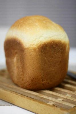 もっちりふわふわ早焼き食パン2