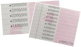 15年連続約200万円達成しました!