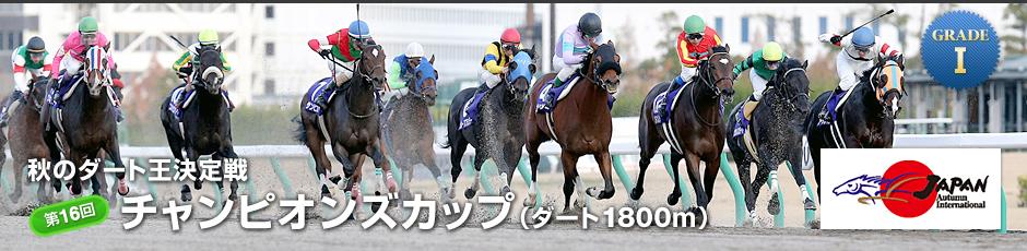 ジャパン・オータムインターナショナル 第16回 チャンピオンズカップ