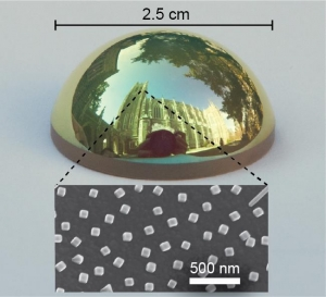 Visible to Near-Infrared Mirror