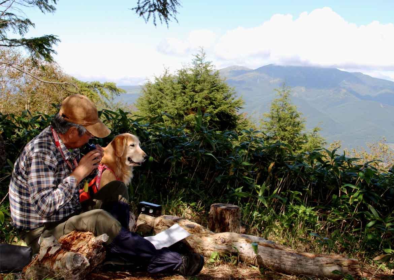 浅間山系捜索犬の旅(89)