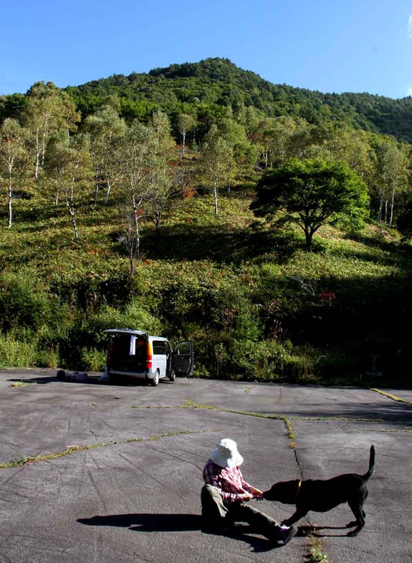 浅間山系捜索犬の旅(105)