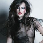 スーパーモデル Alessandra Ambrosio(アレッサンドラ・アンブロジオ) シースルー乳首スケ画像