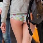 世界60都市以上で「No Pants Subway Ride 2016(パンツなしで地下鉄に乗ろう)」 1/10実施 【動画あり】