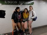 No Pants Subway Ride 2016 -5