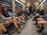 No Pants Subway Ride 2016 -16