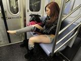No Pants Subway Ride 2016 -26