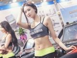韓国美人レースクイーン&モーターショーガールの画像 1