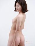 韓国美乳素人女性モデル ヌード画像 1