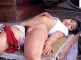 JK制服 脱衣ヌード画像 8