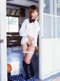 JK制服 脱衣ヌード画像 19
