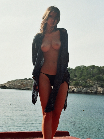 Paula Bulczynska ヌード画像 16
