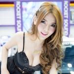 バンコク国際モーターショー2016のセクシーコンパニオン画像
