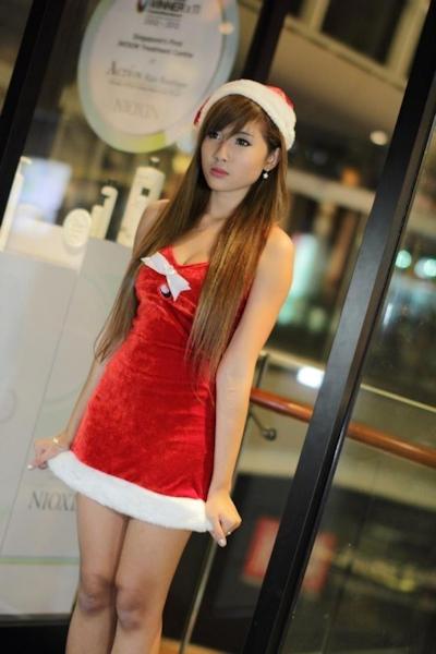 シンガポール美女モデル Rina Yuki Chen(リナ・ユキ・チェン) 流出ヌード画像 2