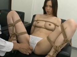 縄と若妻 - エロ動画 アダルト動画