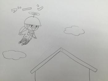 檜垣さん ブーン