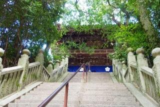 52大山寺-三の門
