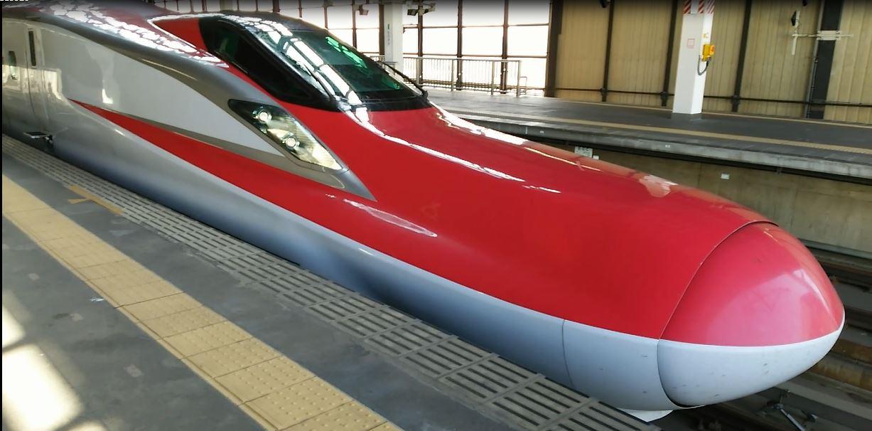新幹線 E6系