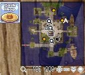 便利なマップ機能