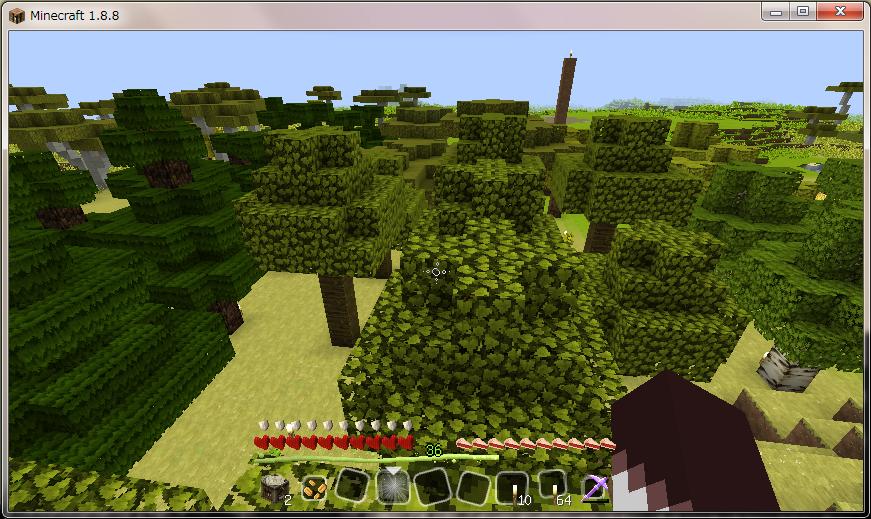 151124Minecraft植林