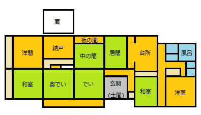 151210田舎の家1