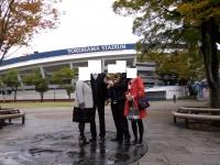 横浜スタジアム151102