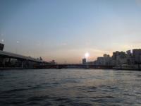 隅田川下り151105