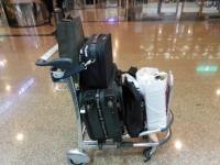 カートいっぱいの荷物151109