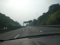 燕巢系統で第2高速へ151204