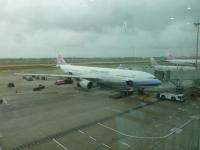 中華航空CI18ホノルル行き151101
