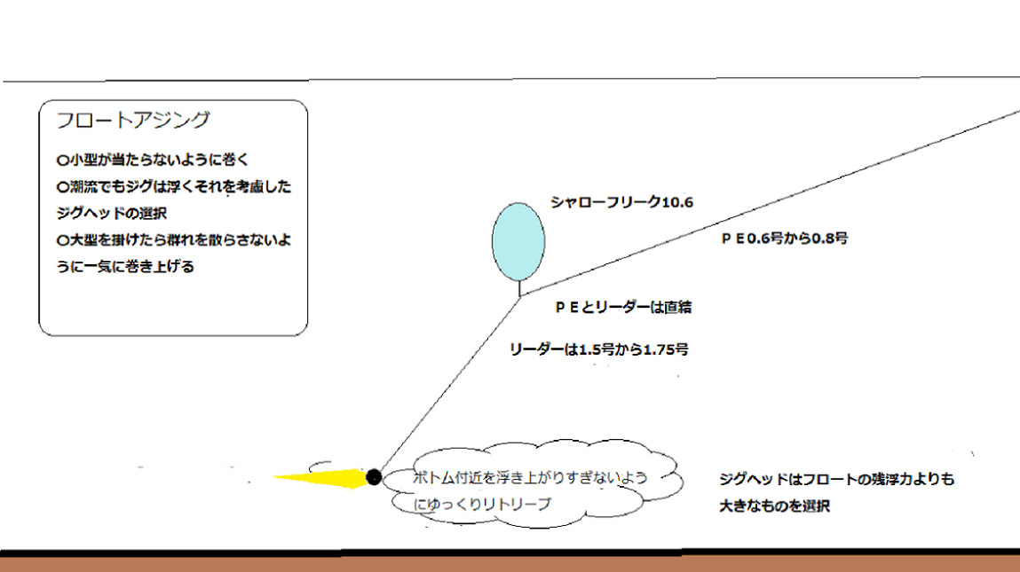 SS釣法解説図
