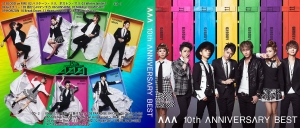 AAA ~ 10th ANNIVERSARY BEST ~