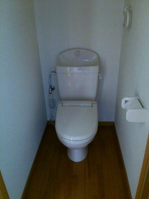 2Dトイレ