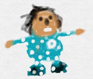 NIKAちゃん人形