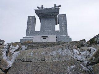 s奥穂山頂6