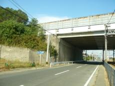 九州道の高架橋