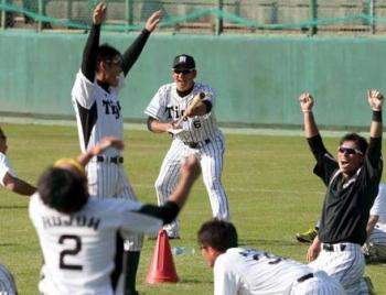 絵日記11・5兄貴選手
