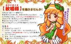 秋姫様fes