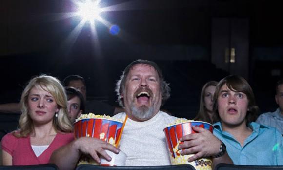 ポップコーン 映画館
