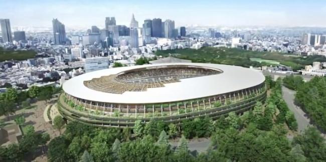 kokuritsu 新国立競技場