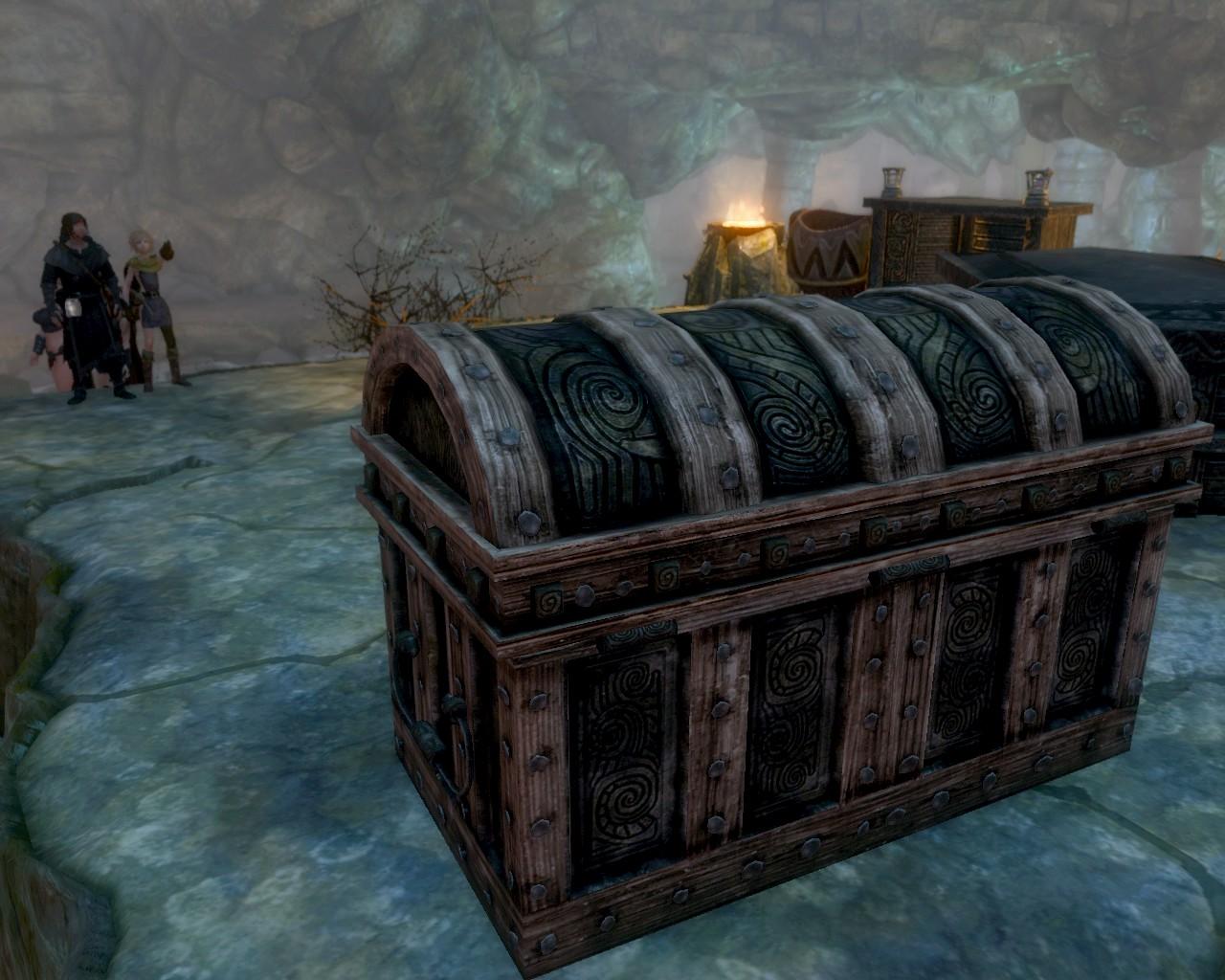 古代ノルドの財宝?