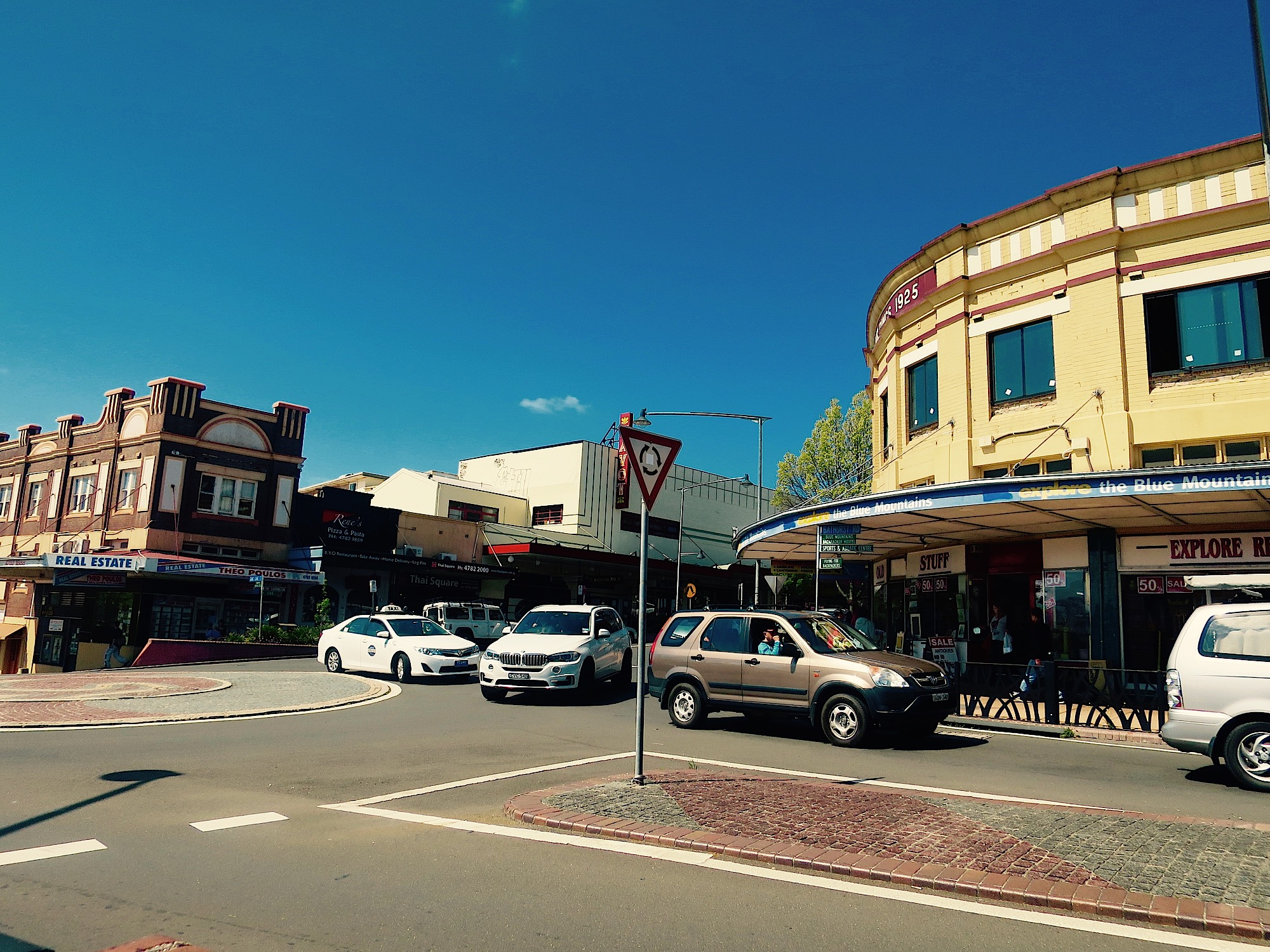 Town of Katoomba
