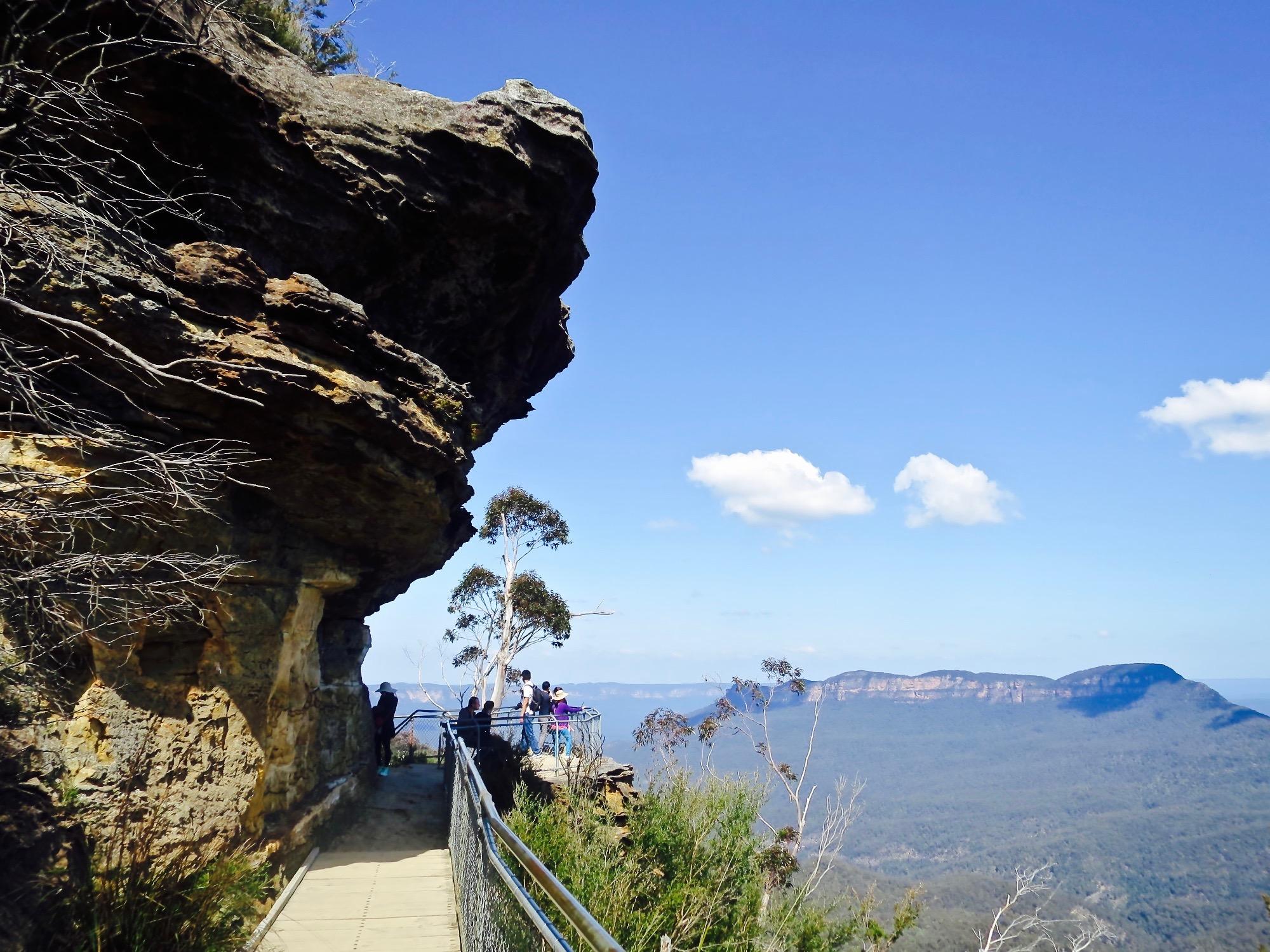 眺めのいい崖 (1)