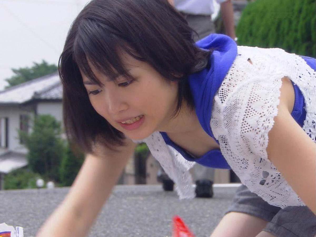 志田未来アイコラ画像 裏ピク