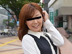 【無修正】アナルセックス好きの人妻 中山由香利