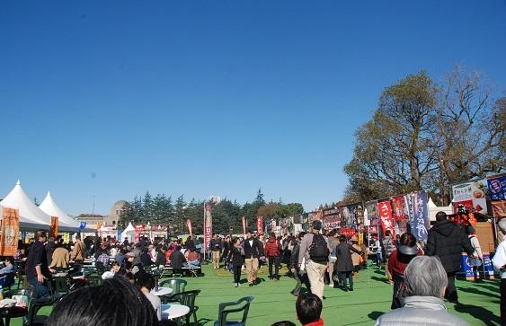 銀杏祭り2015